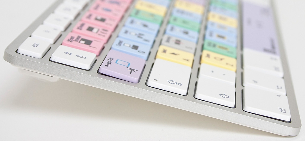 Drawing Lines In Final Cut Pro : Apple final cut pro shortcut keyboard logickeyboard